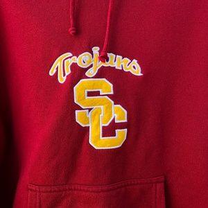Tops - EUC USC Trojans Sweatshirt in Womens Large